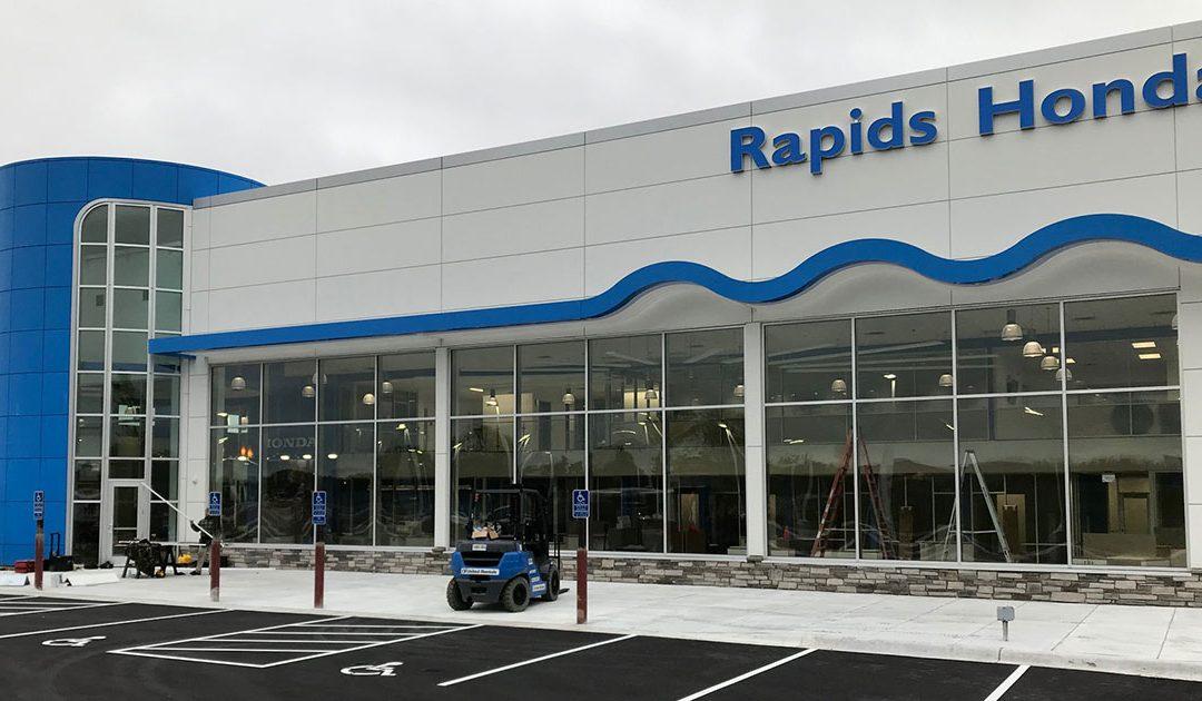 Coon Rapids Honda Dealership